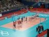 Turkey vs South Korea - Earls Court - Women's volleyball, London Olympics 3 Aug 2012