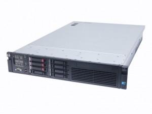 HP ProLiant DL380 G7 and Windows Server 2008 HPC Installation