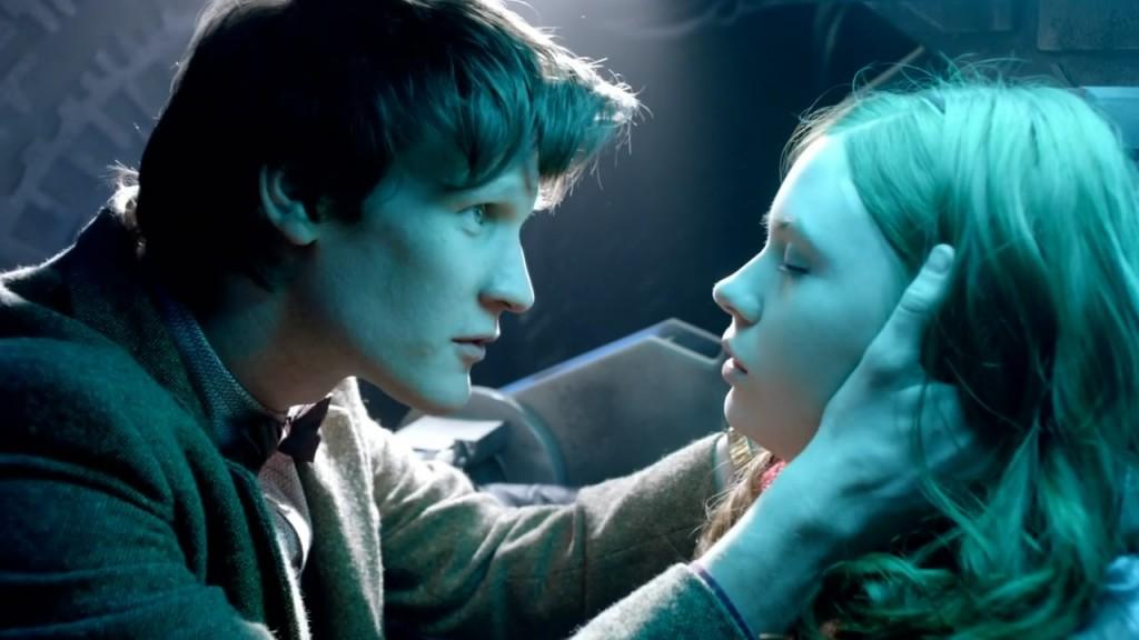 Doctor Who – The Big Bang – Dr Who says goodbye to Amy